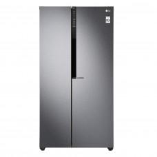 LG Side by Side Refrigerator - GR-B257KQDV