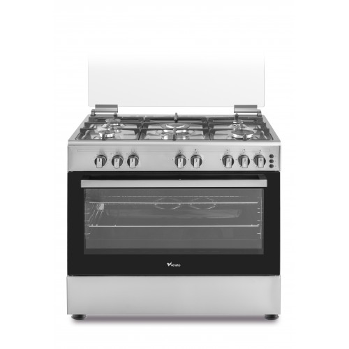 Veneto 90*60 cm Gas Cooker with Convection Fan - C3X96G5VCF.VN