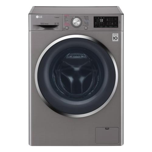 LG 8 Kg Front Load Washing Machine 5 Kg Dryer - F4J6TGP2S