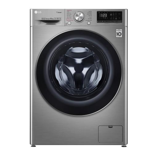 LG 10 Kg Front Load Washing Machine - F4V5RYP2T
