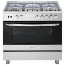 LG Free Standing 90 cm Gas Cooker - FA415RMA