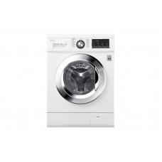 LG 8 Kg Washer & 5 Kg Dryer, White - FH4G6TDG2