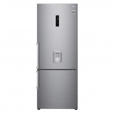 LG Bottom Mount Refrigerator - GR-F589BLCZ