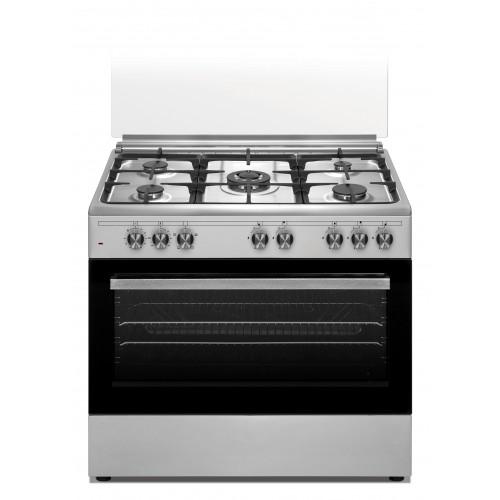 Veneto Gas 90*60 cm Gas Hob & Electric Oven Cooker - P3X96E5VC.VN