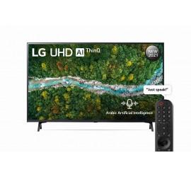 LG UHD 4K TV 43 Inch UP77 Series, Cinema Screen Design  - 43UP7750PVB