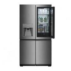 LG SIGNATURE 4 Door Refrigerator, InstaView Door-in-Door™ - GR-X33FGNGL