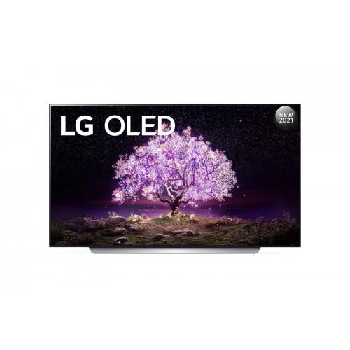 LG OLED TV, 65 Inch, Cinema Screen Design - OLED65C1PVA