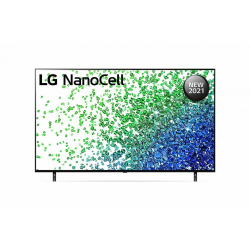 LG NanoCell TV 55 Inch NANO80 Series Cinema Screen Design - 55NANO80VPA