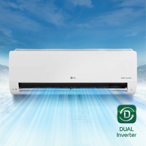 LG Dual Cool Inverter, 1.5 Ton Air Conditioner - I23TNB with Free Standard Installation